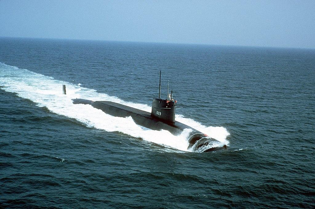 Feb 18 USS Daniel Boone SSBN 629
