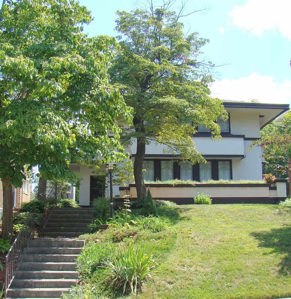 May 3 Wright House