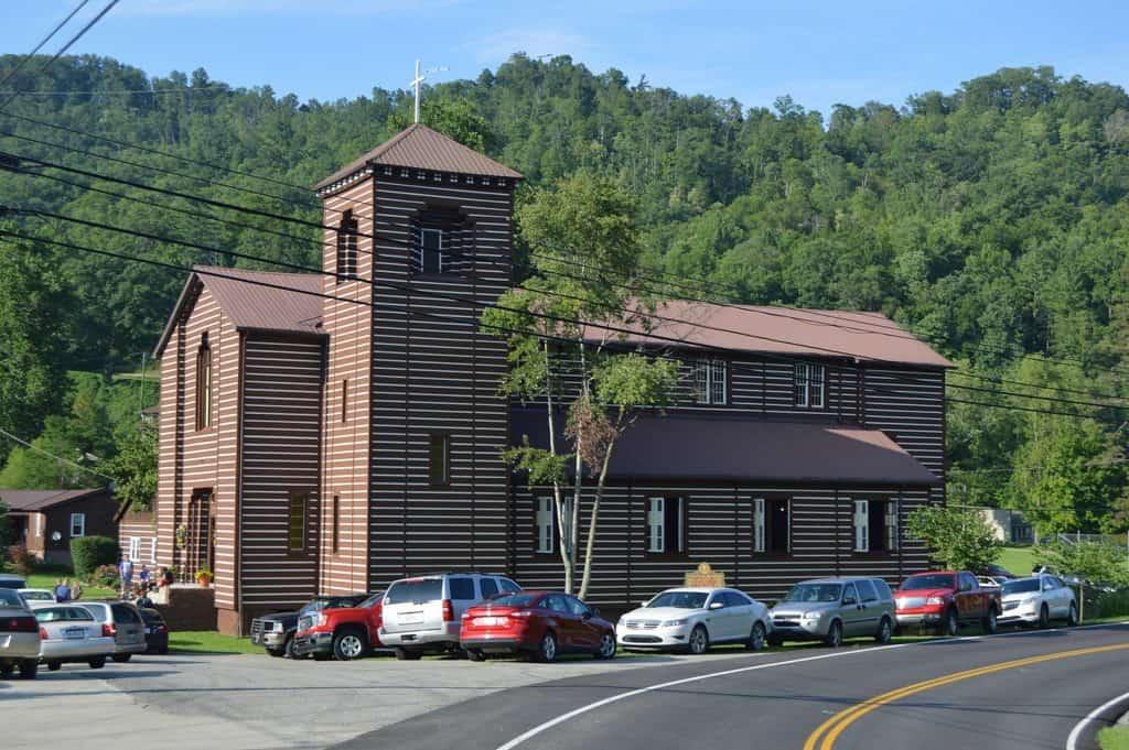 1624px Buckhorn Presbyterian Church